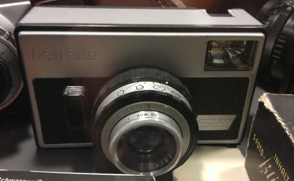 Kamera DDR Beirette