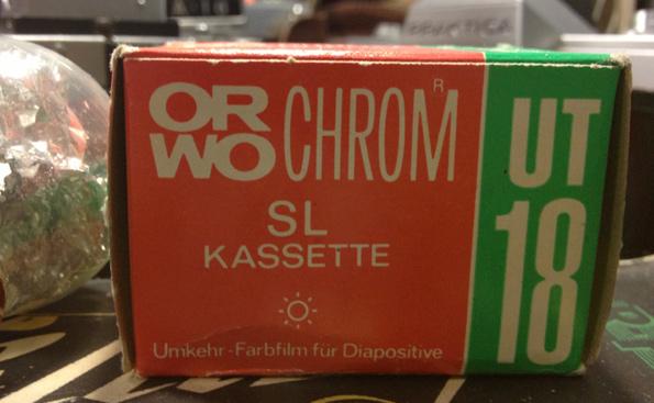 Farbfilm DDR