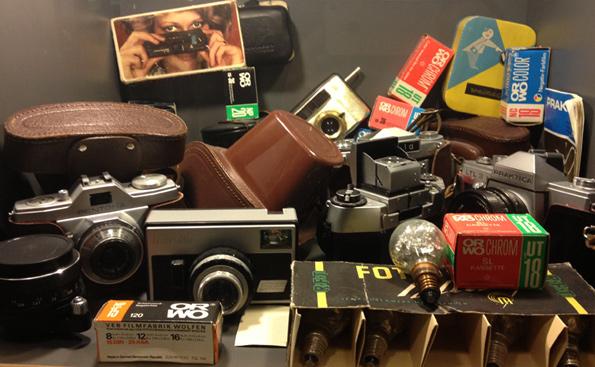 Kamera DDR Sammlung