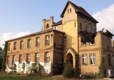 Verwaltungsgebäude Alt-Stralau