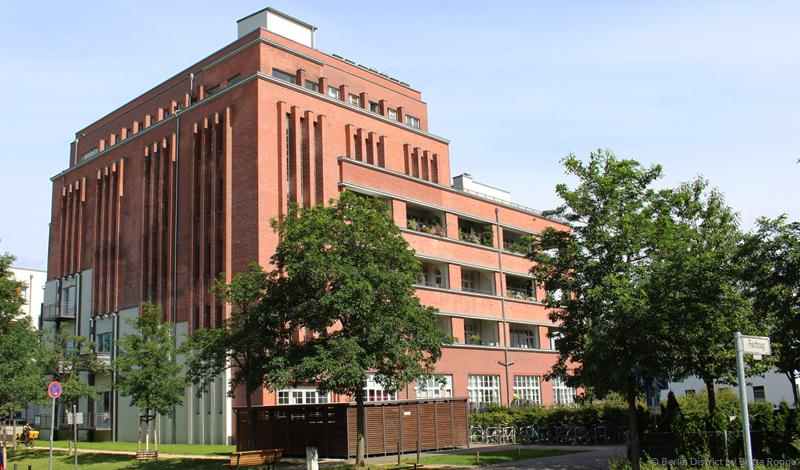 Flaschenturm Alt-Stralau wohnen