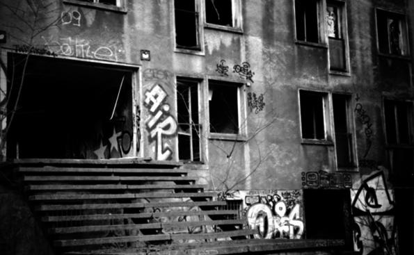 Lost Places Berlin Alt-Hohenschönhausen