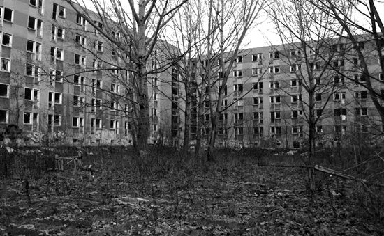 Lost Places Hochhaus Ruinen