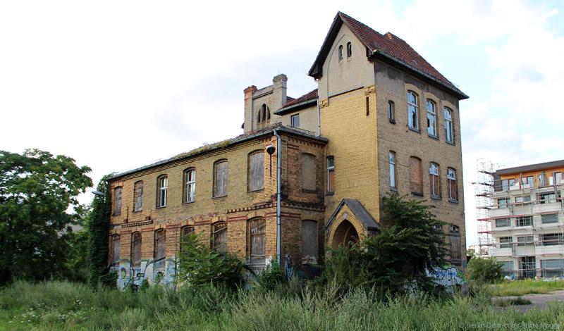 Verwaltungsgebäude Alt-Stralau 2017