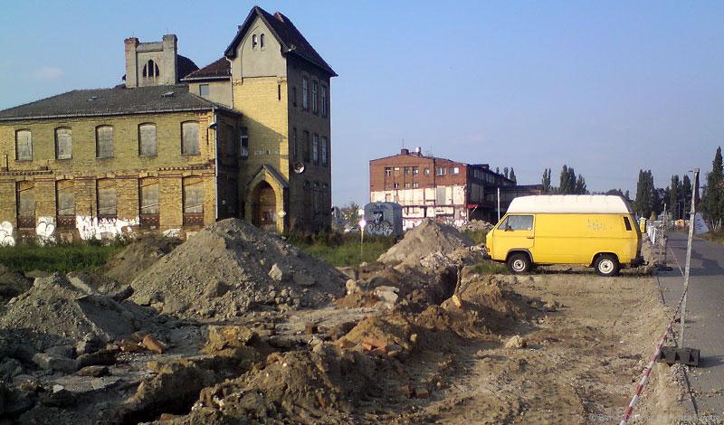 Verwaltungsgebäude Stralau